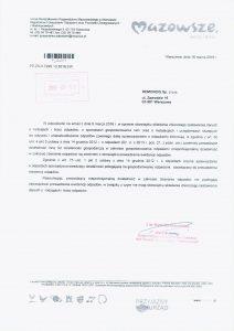 Pismo-z-urzędu-marszałkowskiego